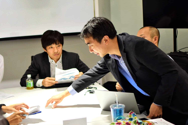 早稲田大学 鷲崎教授「メトリクスによるソフトウェアの品質把握と改善」に関するセミナー風景